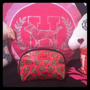 💕PINK VS Cosmetic/Make-Up Bag NWOT💕
